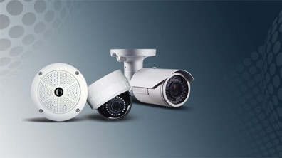 Mega Pixel IP Cameras Installation Los Angeles