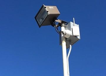 Surveillance cameras installation Los Angeles