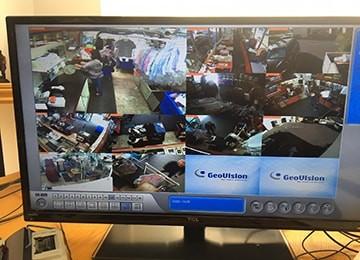 Business Surveillance Cameras Installation Los Angeles