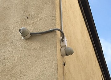 Apartment Building Surveillance Cameras Installation Los Angeles