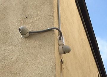 Apartment Building Surveillance Cameras Installation Los Angeles
