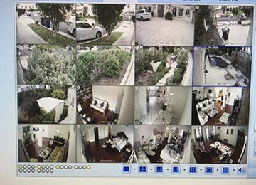 Surveillance Cameras Installed Los Angeles