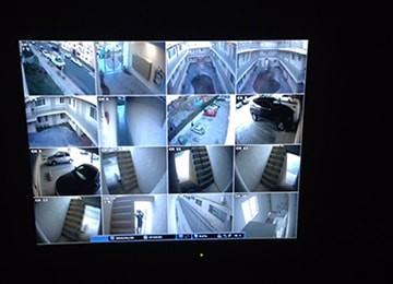 Night Vision Security Cameras System Installation LA