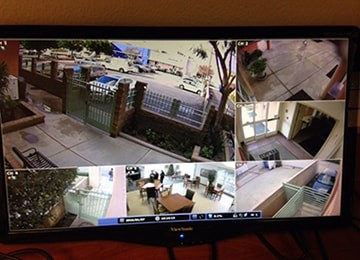 Home Security System Installation LA