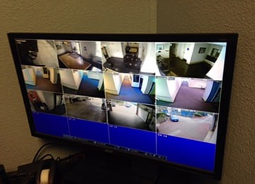 High Definition Security Cameras Installation