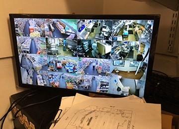 HD CVI Security Cameras installation Los Angeles