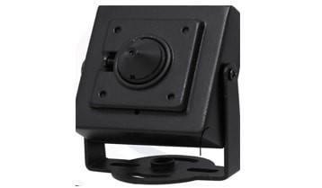 AHD 1080p Pinhole Camera installation
