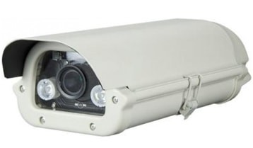 HD 1080P License Plate Camera Installation