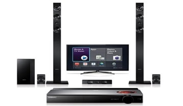 Home Theater System Installation Orange County