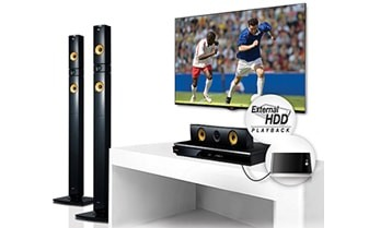 HD Home Theater System