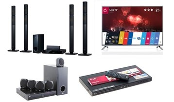 HD Receiver Home Theater