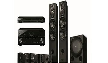 Audio Sound System Installation