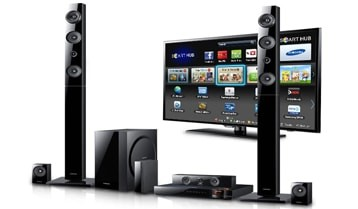 Home Theater Video & Audio System