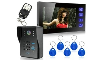 Home Security Video Intercom System