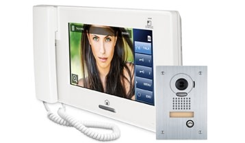 HD Video Intercom Security System