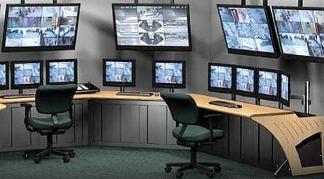 24h Security Cameras Monitoring Los Angeles